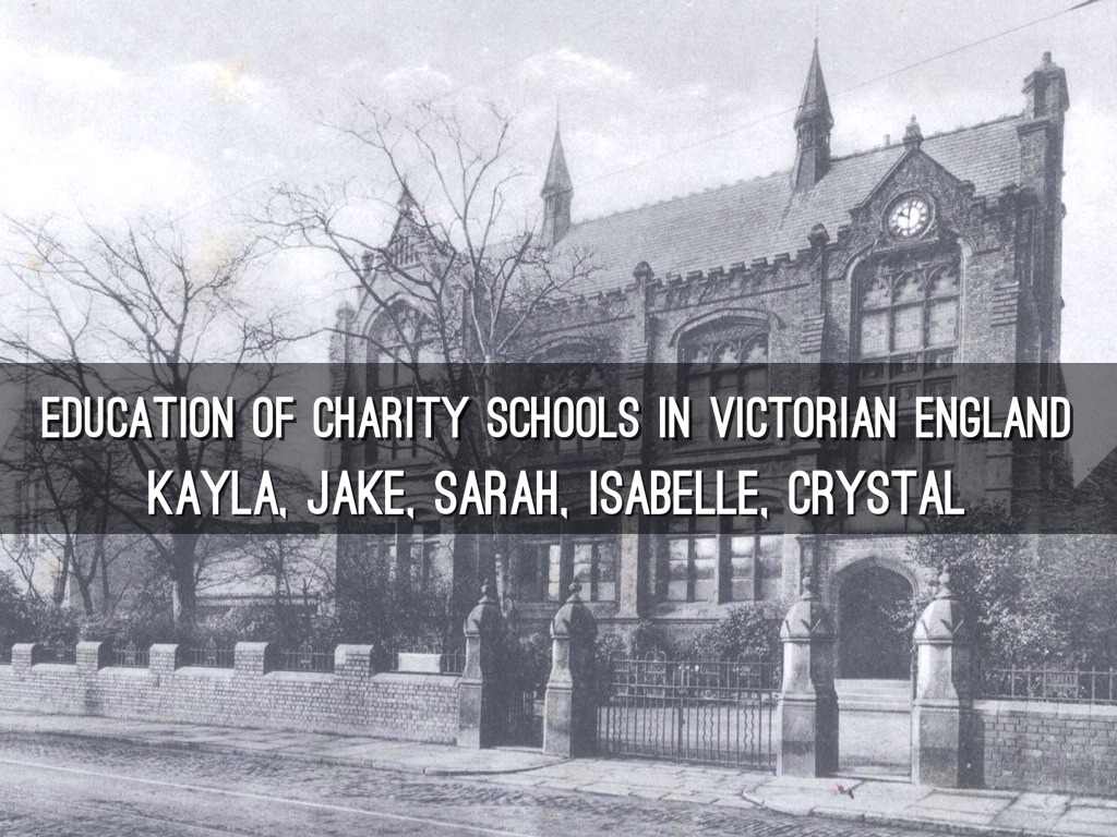 education in victorian There were only two universities at the beginning of the victorian era in england (scotland is different) oxford and cambridge and their constituent collegesfurthermore they were technically restricted to male members of the church of england.