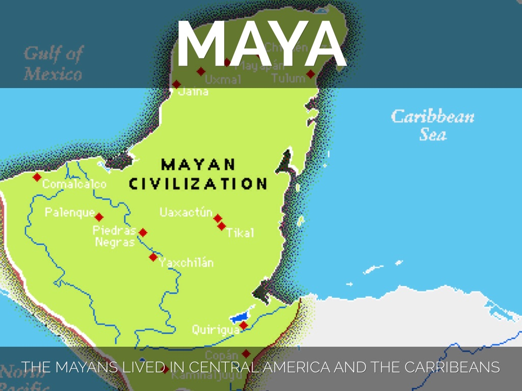 an analysis of the ancient maya civilization in central america Use our essay writing services or get access to database of 22 free essays samples about maya civilization film analysis community service what is.