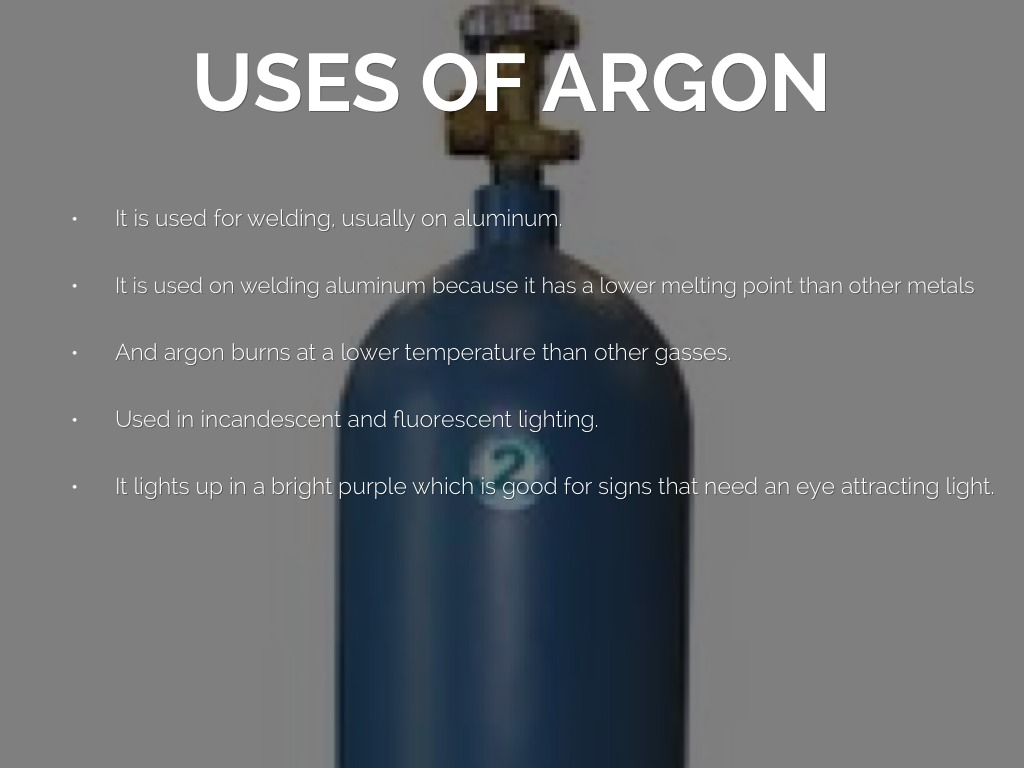 Argon by Dawson Bartunek
