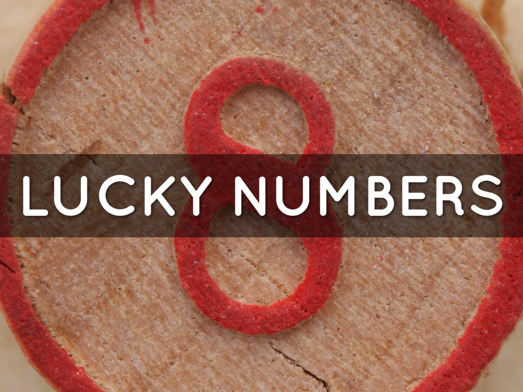 Chinese Lucky Numbers by Andrew Garcia