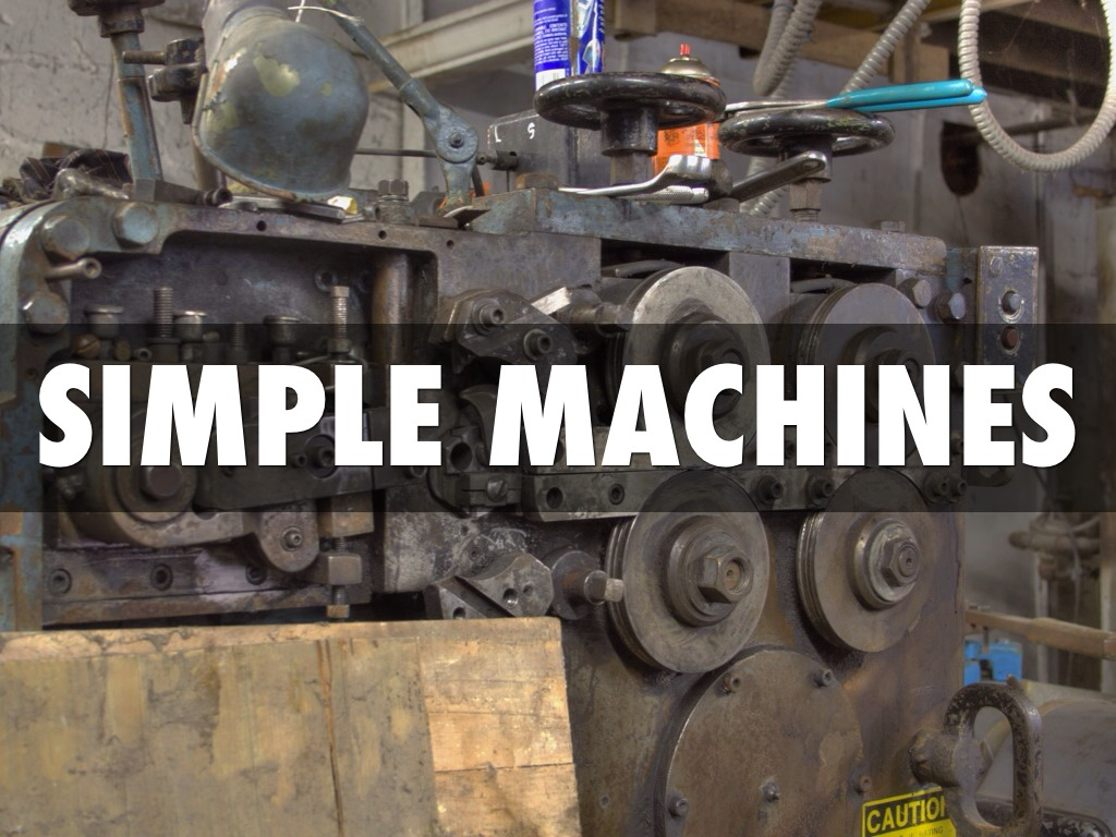 Pulley Machines : Simple machines by shaina lema