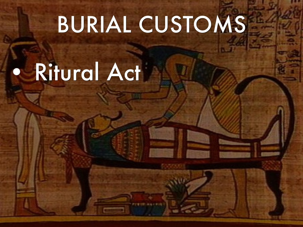 the burial practices of ancient egyptians and greco roman cultures Roman culture includes its architecture and technology, gladiators and roman theater, literature, medicine, religion and myth, and philosophy.