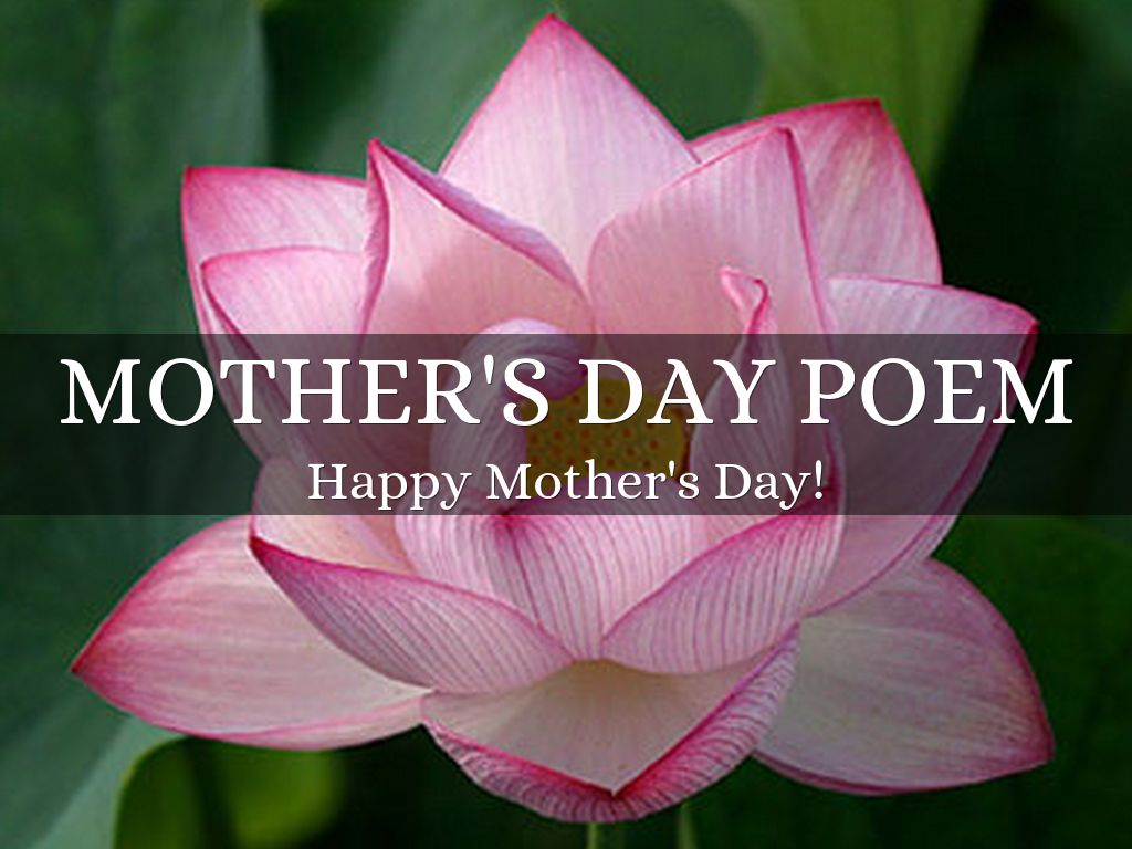 Mothers Day Poem By At80932