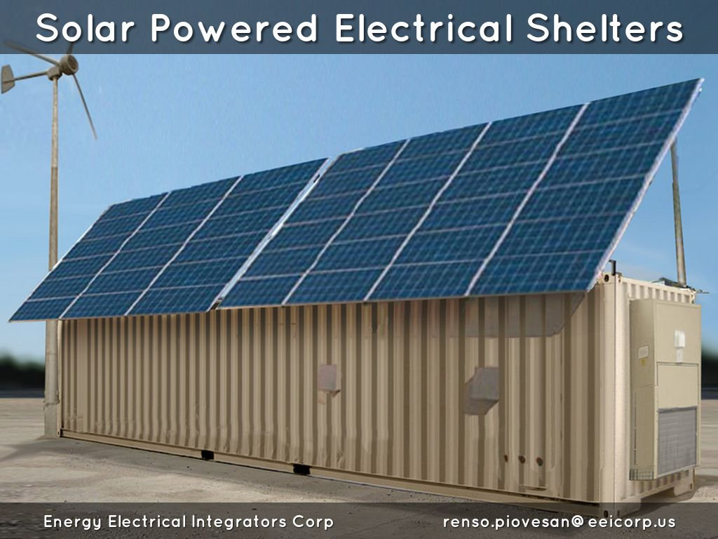 Shelters Electricos Electrical Shelters By P Amp L