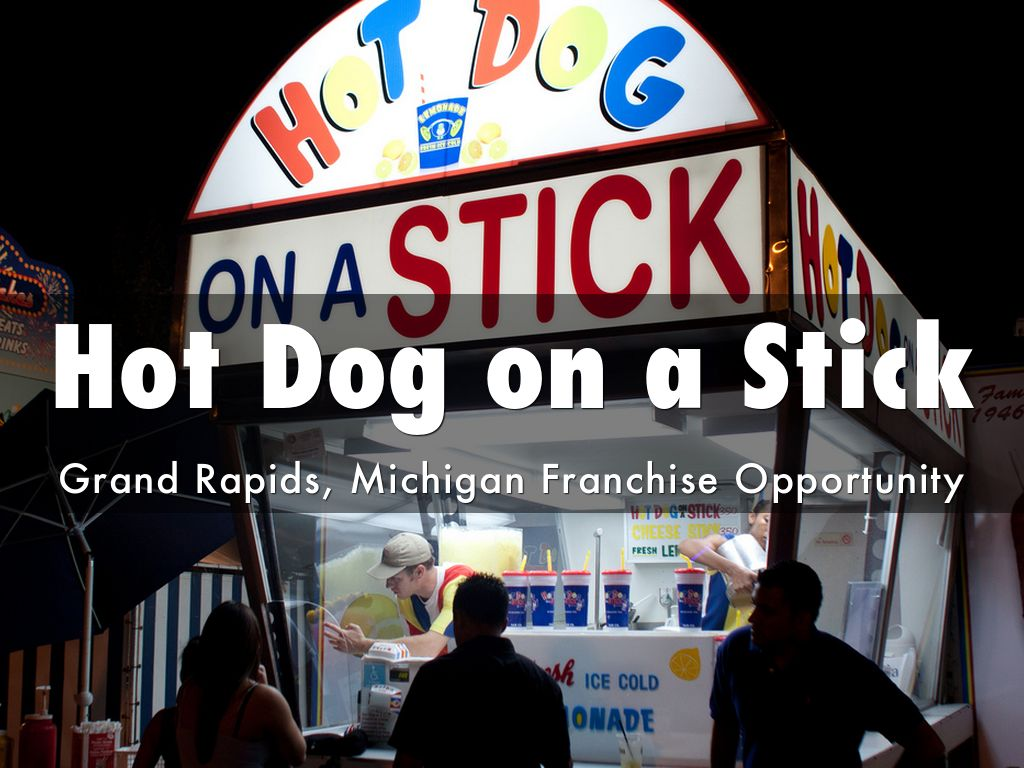 Hot Dog on a Stick Opportunity in Grand Rapids, Michigan!