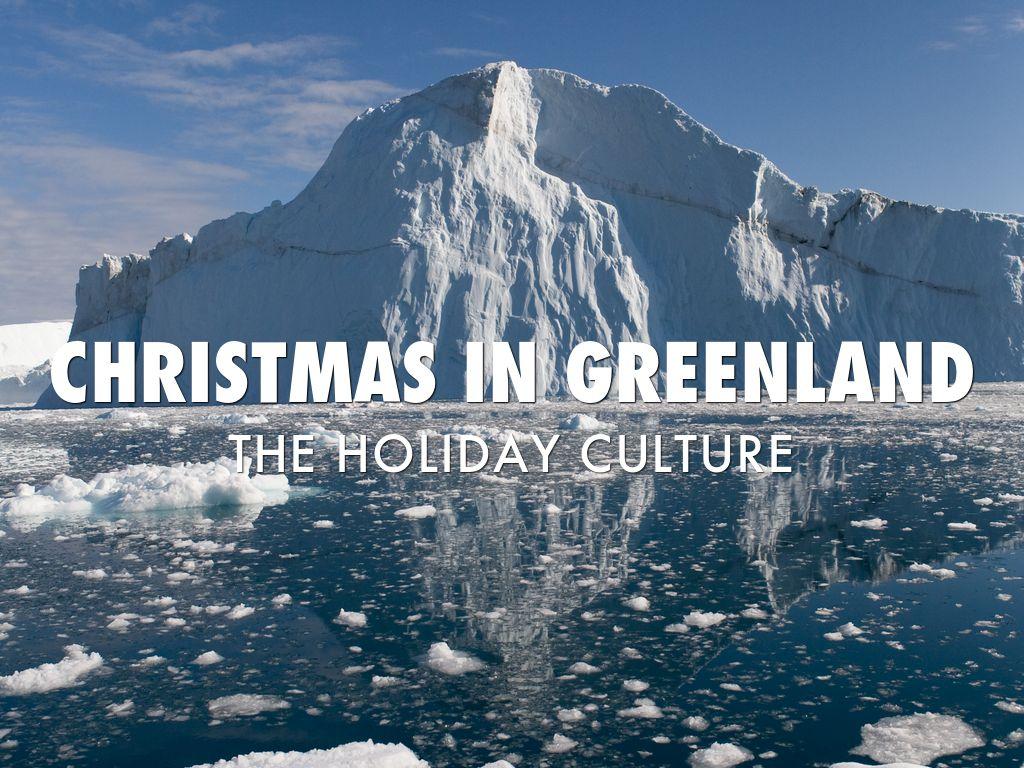 Christmas In Greenland.Christmas In Greenland By Logan Plake