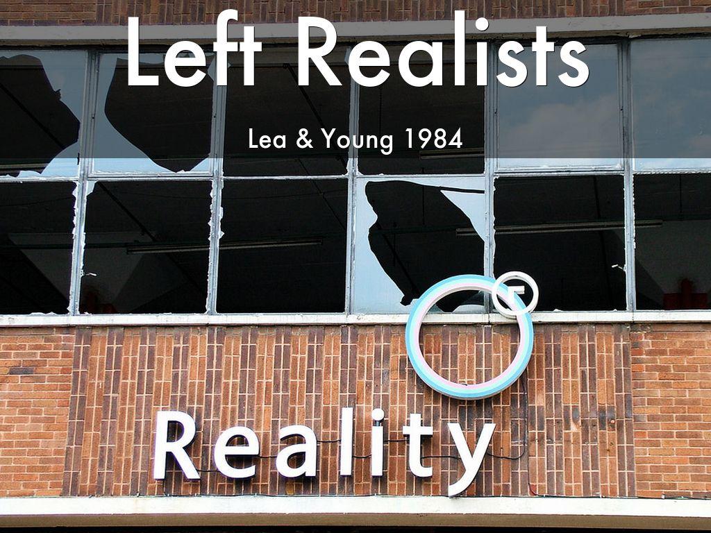 left realists