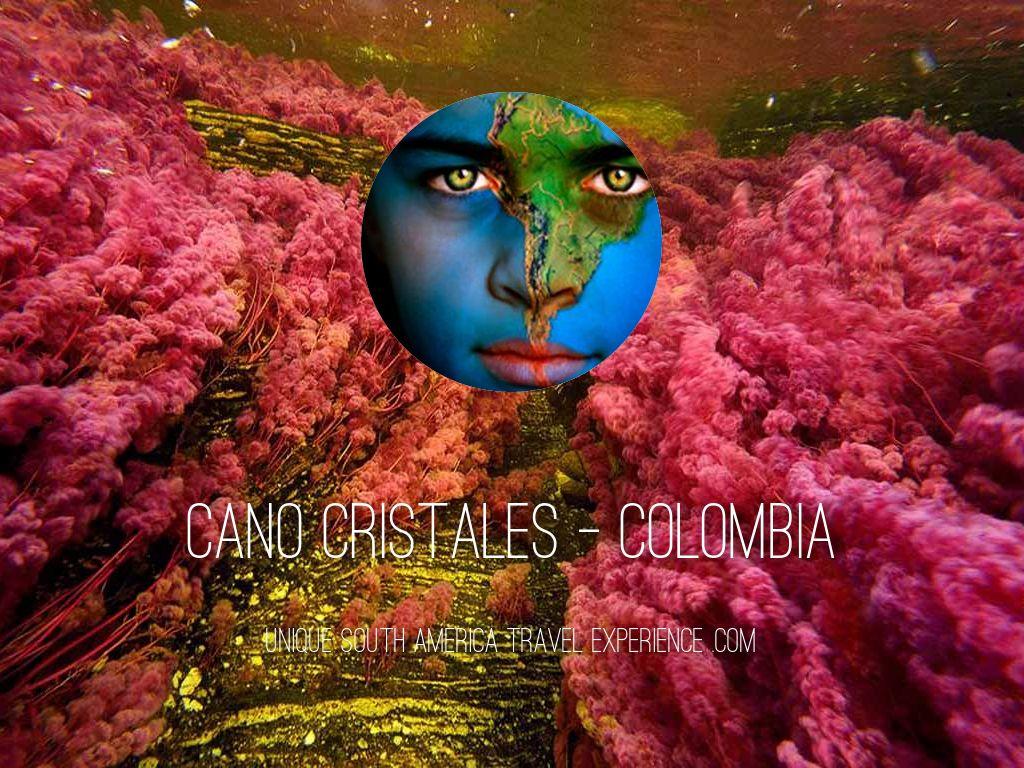 Rio Cano Cristales - Colombia