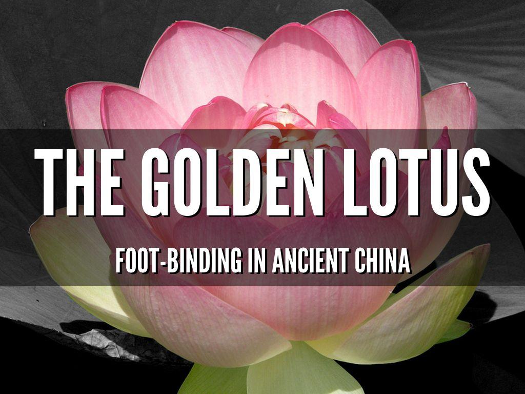 The Golden Lotus By Cristina Rivera