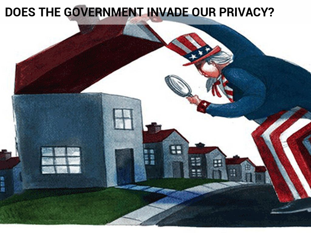 ten ways the government invades privacy Last night, we filed the opening brief in our lawsuit challenging the nsa's ongoing collection of the call records of virtually everyone in the united states, including the aclu's.