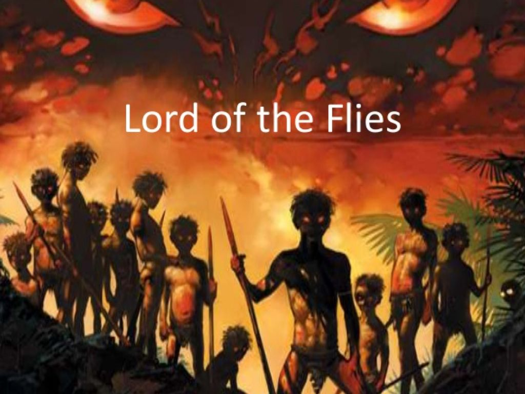 lord of the flies inherent evil