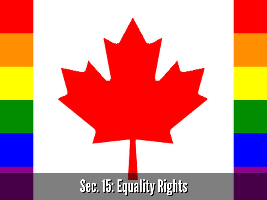 Canadian Charter of Rights and Freedoms by dingram