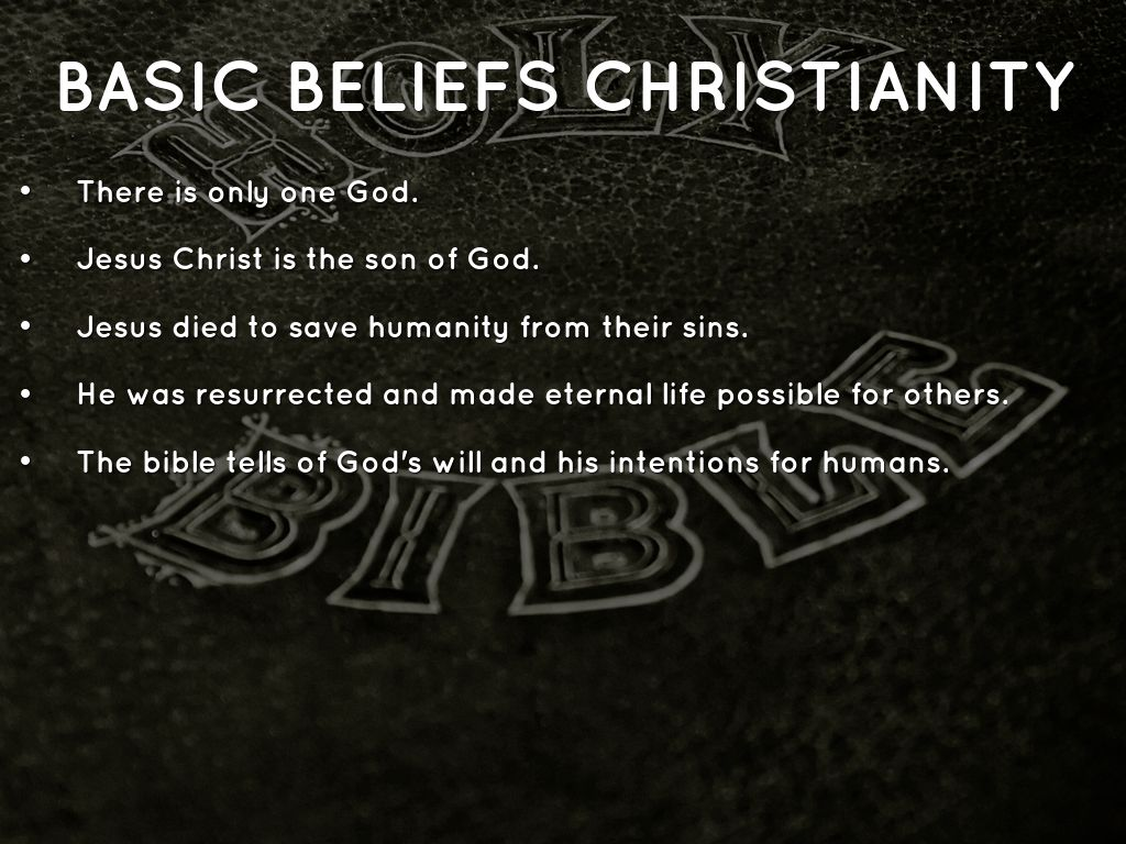 the diversity of the christian belief under a single god The original mainline denominations mentioned above have spawned numerous offshoots such as assemblies of god, christian and missionary alliance, nazarenes, evangelical free, independent bible churches, and others.