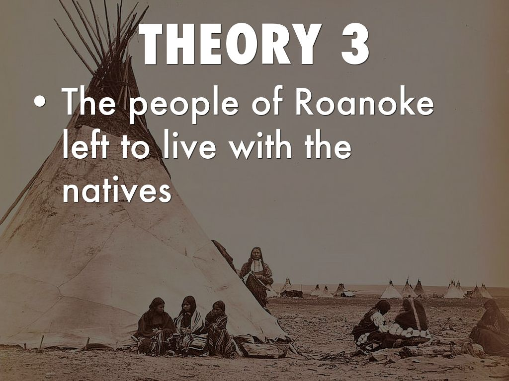 thesis for the lost colony of roanoke This lesson discusses the first english settlement in north america learn more about the mysterious disappearance of the colonists of roanoke and.