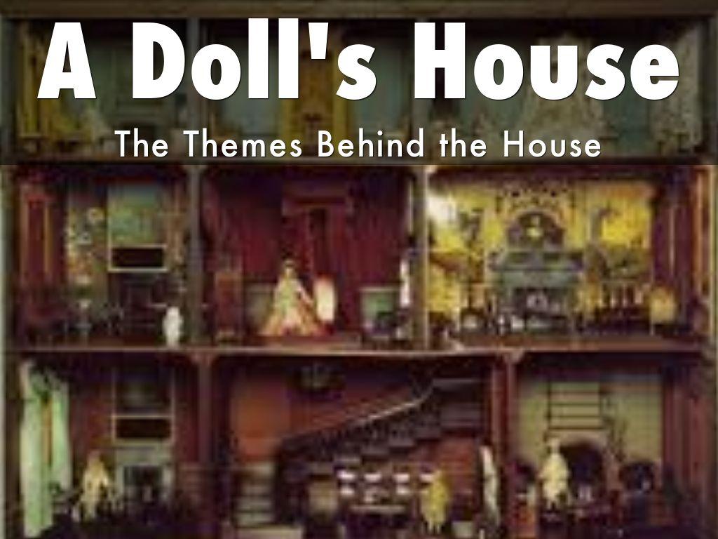 a dolls house theme of emancipation