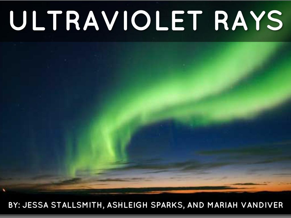 Ultraviolet waves