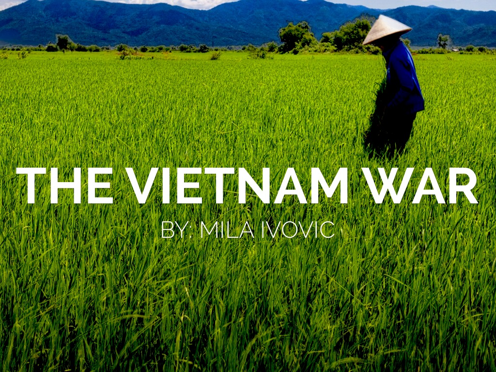 an introduction to the purpose of the vietnam war for the united states The vietnam war greatly changed america forever the paris peace accords were signed ending the fighting between north vietnam and the united states.