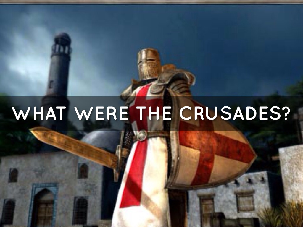 were the crusades caused primarily by We can assume most people were motivated by this due to the 70% or so  casualty rate  yes, i think the crusades were primarily motivated by religious  piety.