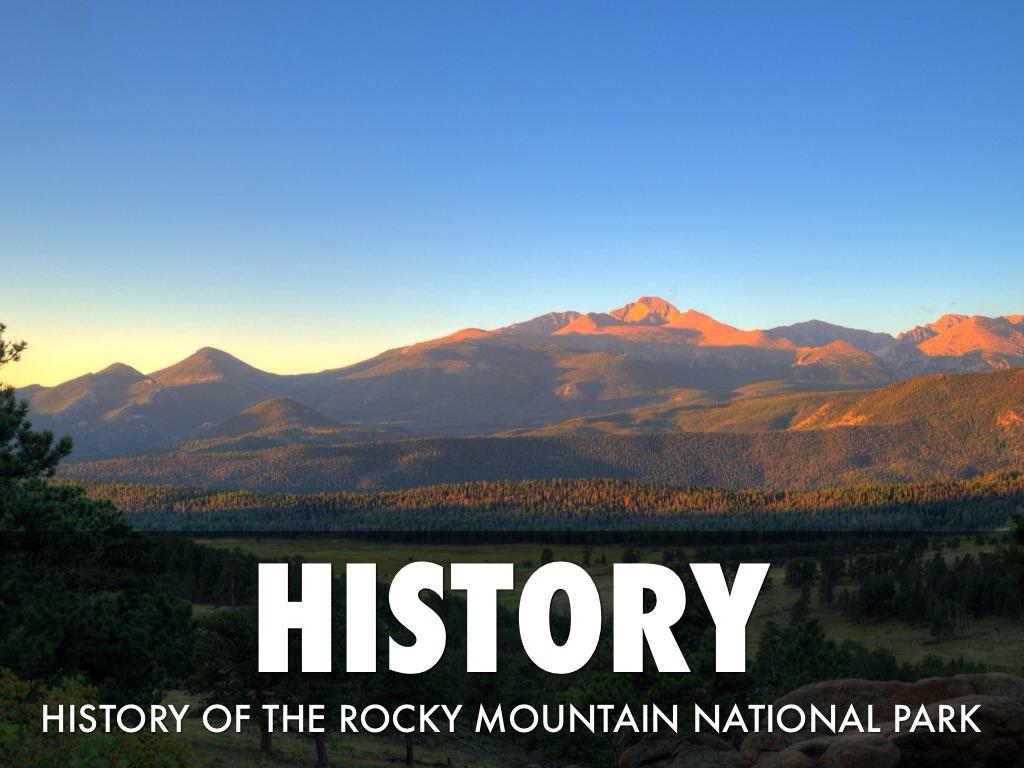 the rockies history