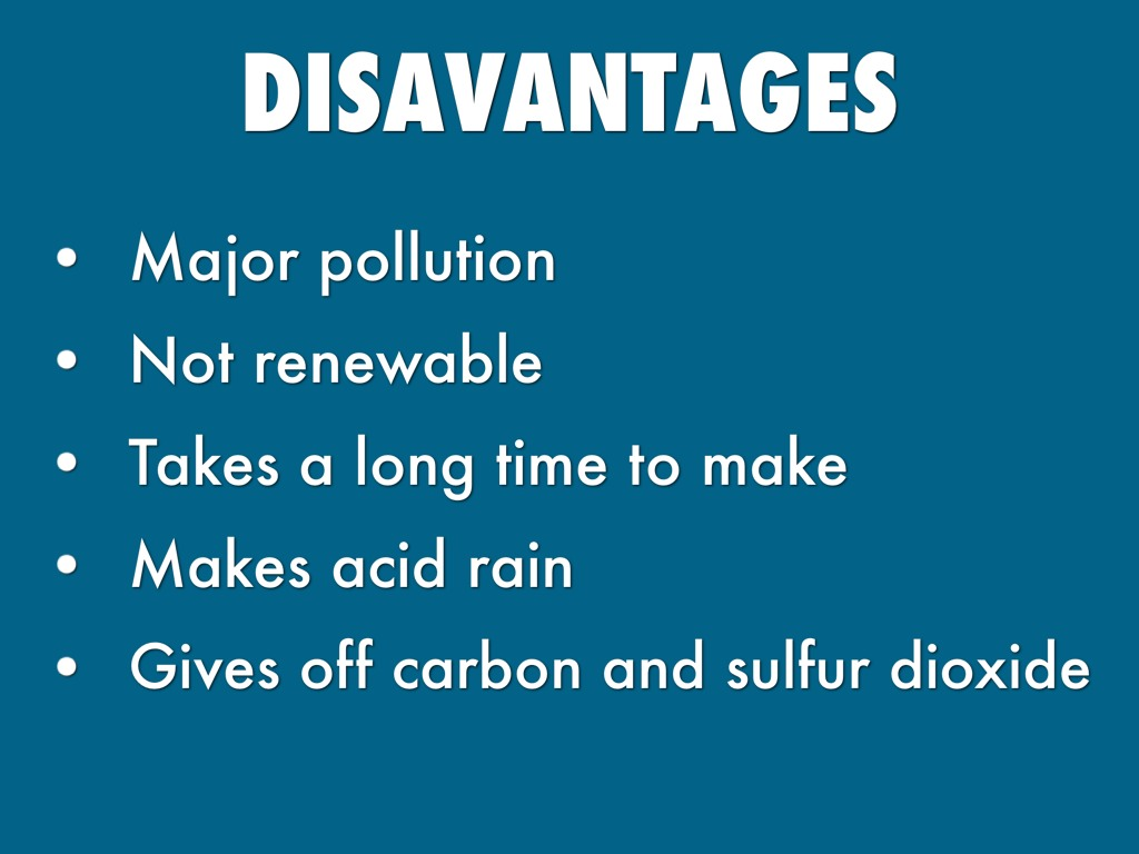 advantages and disadvantages of acid rain
