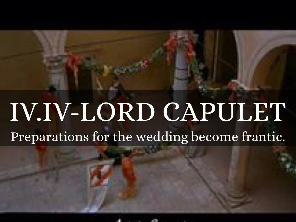 The involvement of friar lawrence the capulet family and the prince with the death of the lovers in