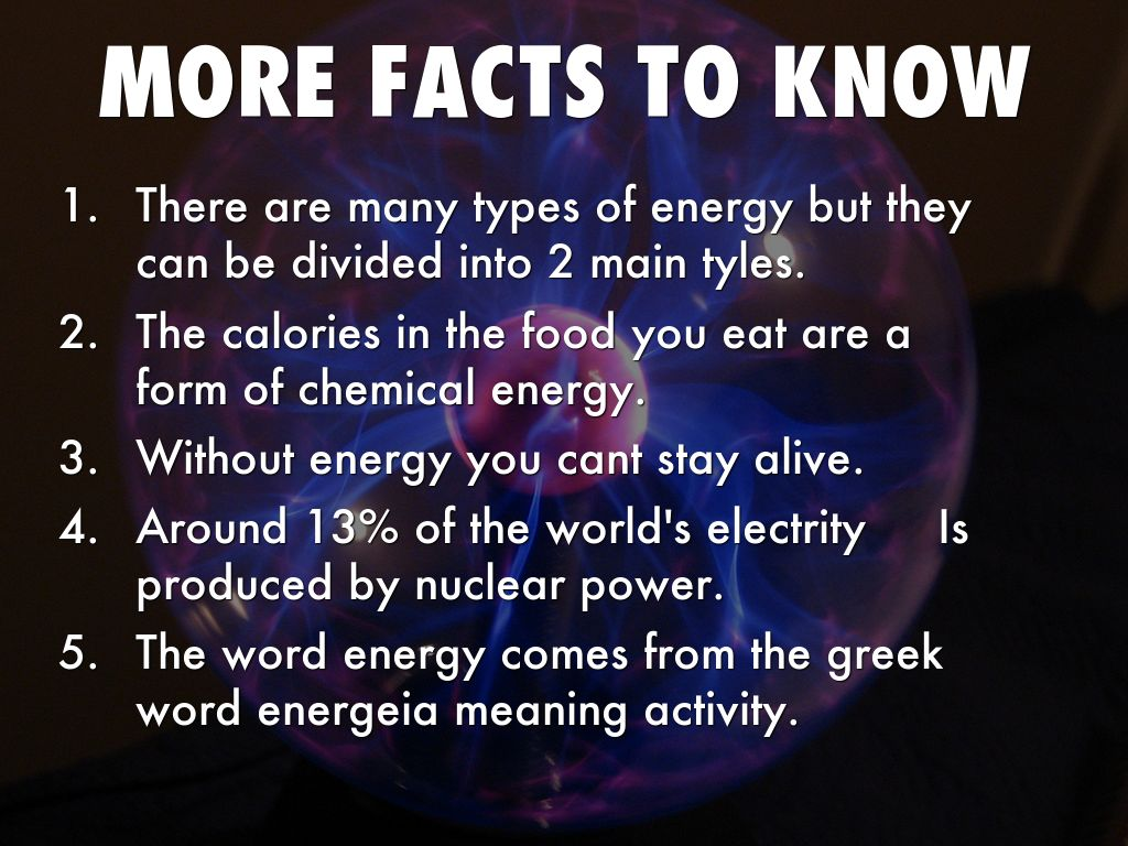 Energy conservation facts ace energy for Energy conservation facts