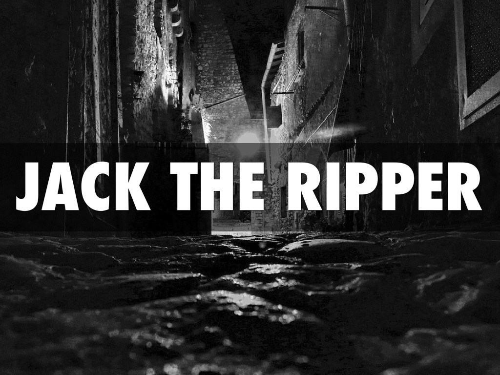jack the ripper - photo #46