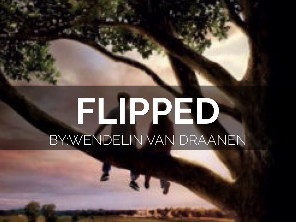 an analysis of the book flipped by wendelin van draanen This one-page guide includes a plot summary and brief analysis of flipped by wendelin van draanen the alternating points of view of two protagonists form the narrative style of wendelin van draanen's 2001 young adult novel, flipped.