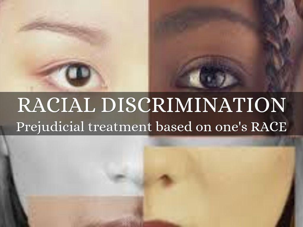 Racial ethnic discrimination