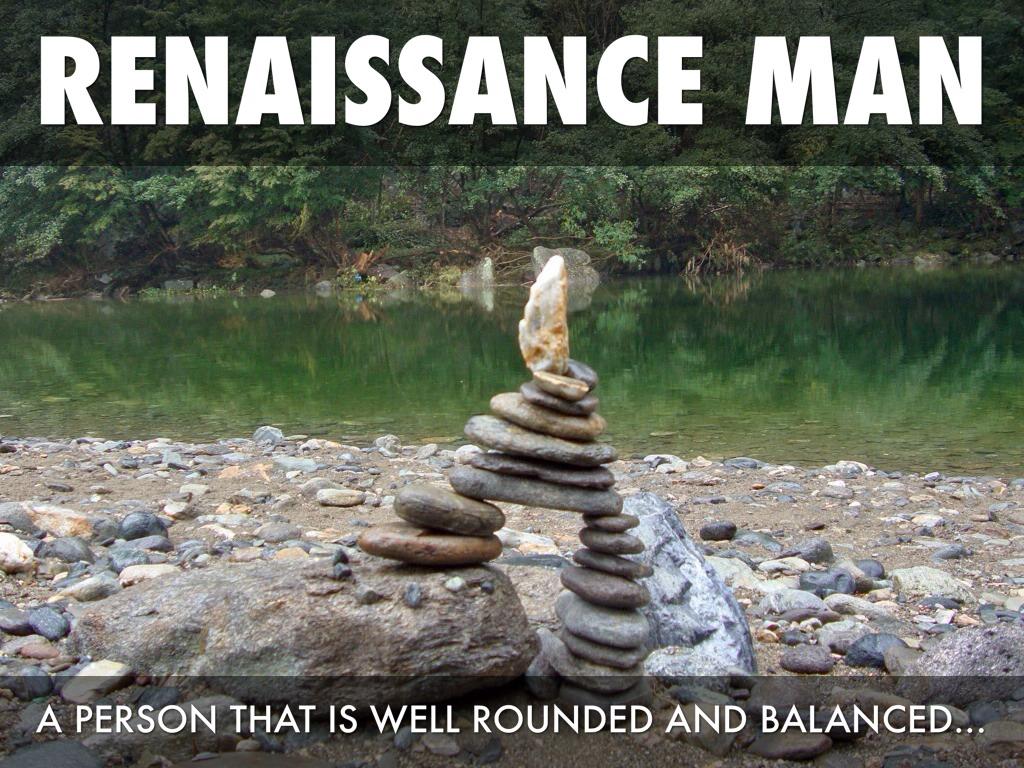 Modern Renaissance Man by Manraj Khangura
