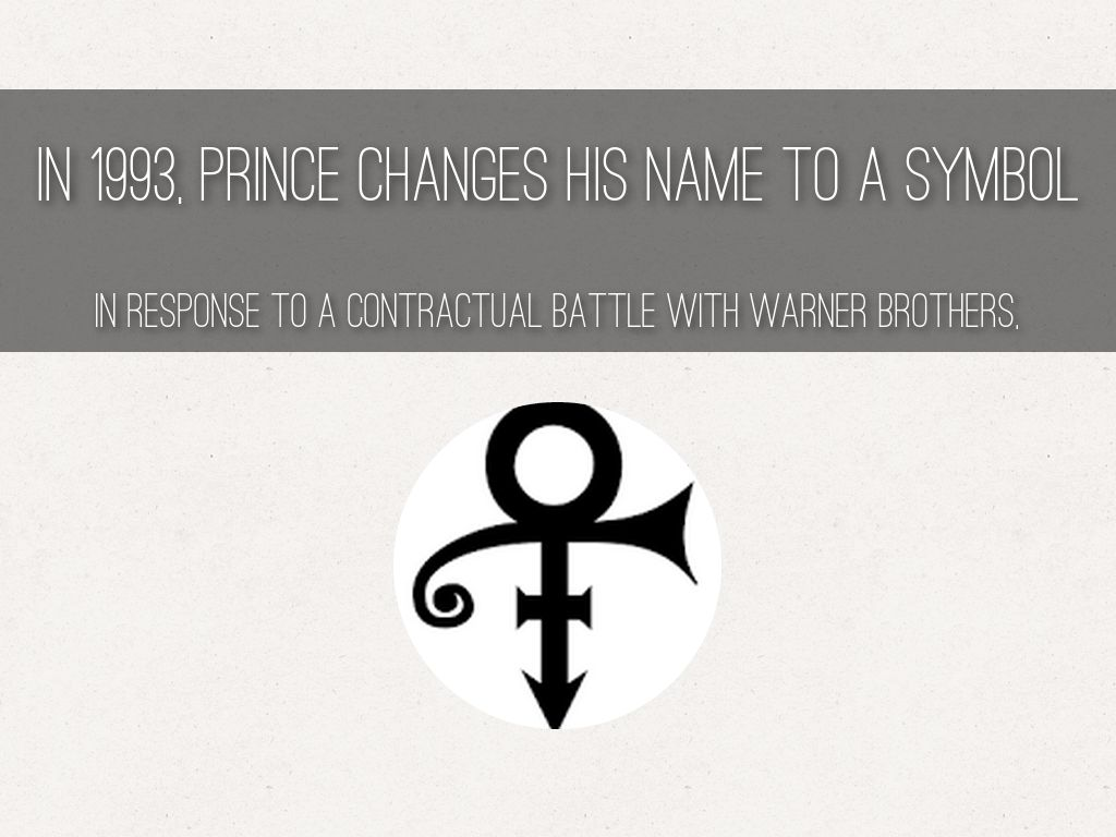 Prince Rogers Nelson By Talk2jamie