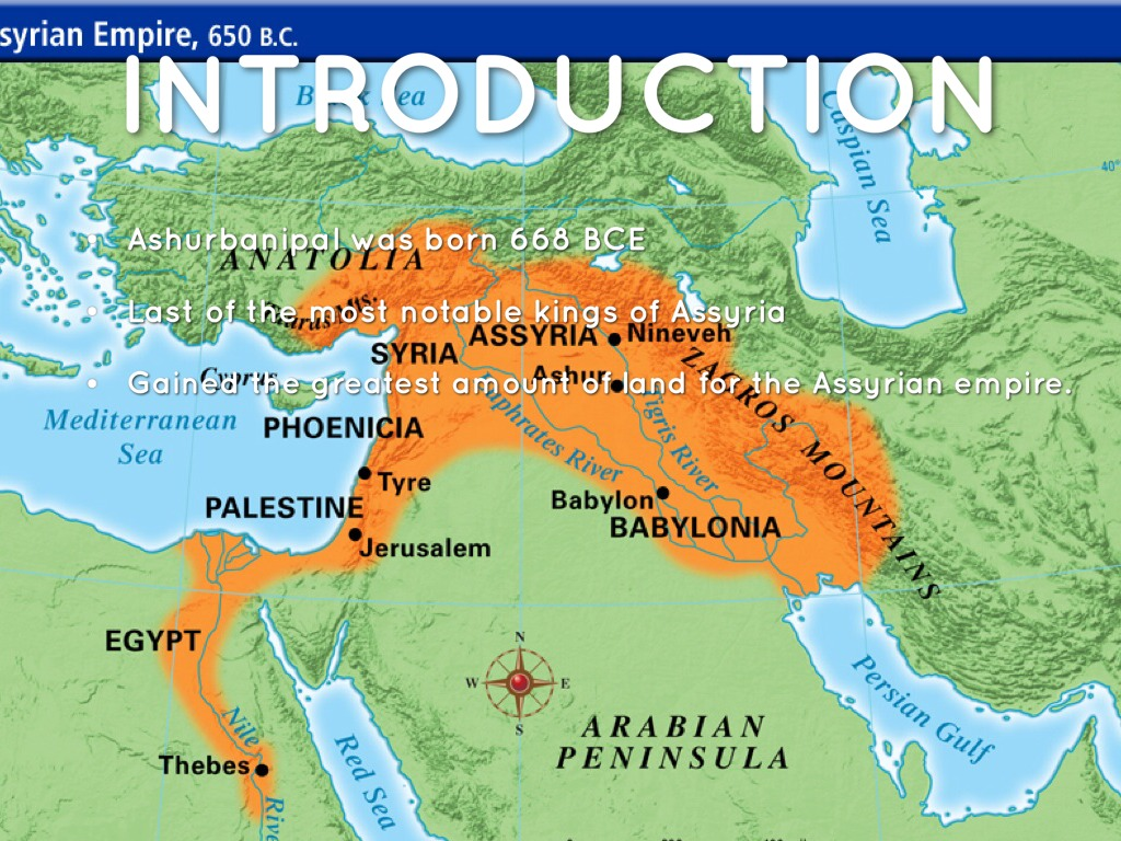 assyrian phoenician and persian empires superpowers