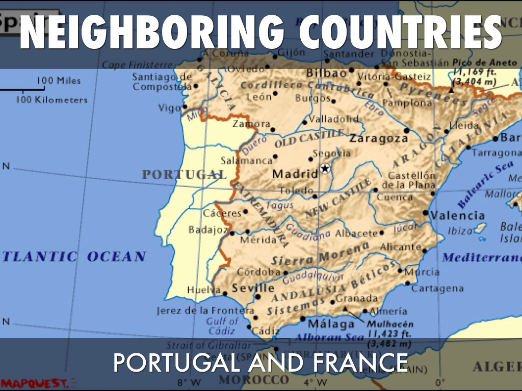 neighboring countries
