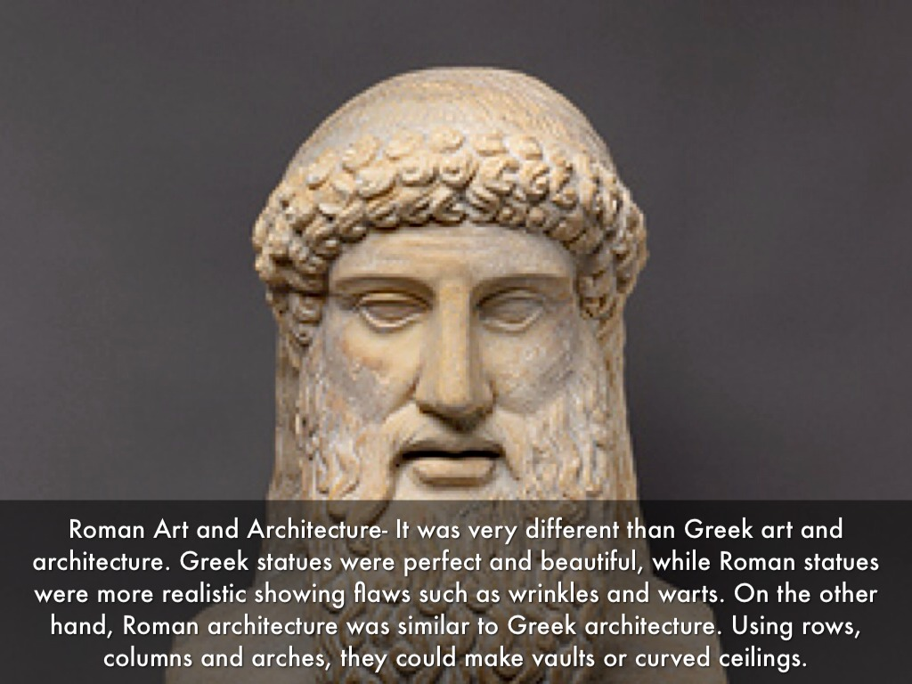 similarities of greece and rome