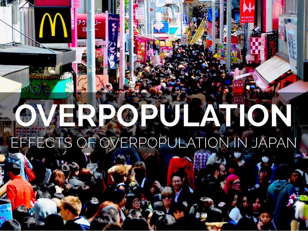 easy essay on population