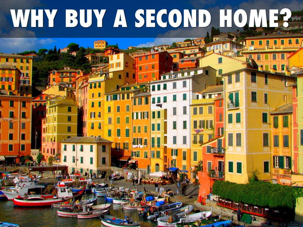 Second Home Investing & Selling