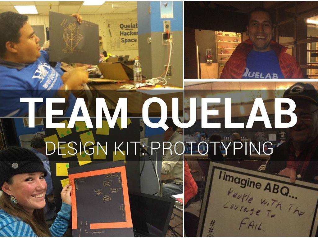 Team Quelab: ArtSpace @Work
