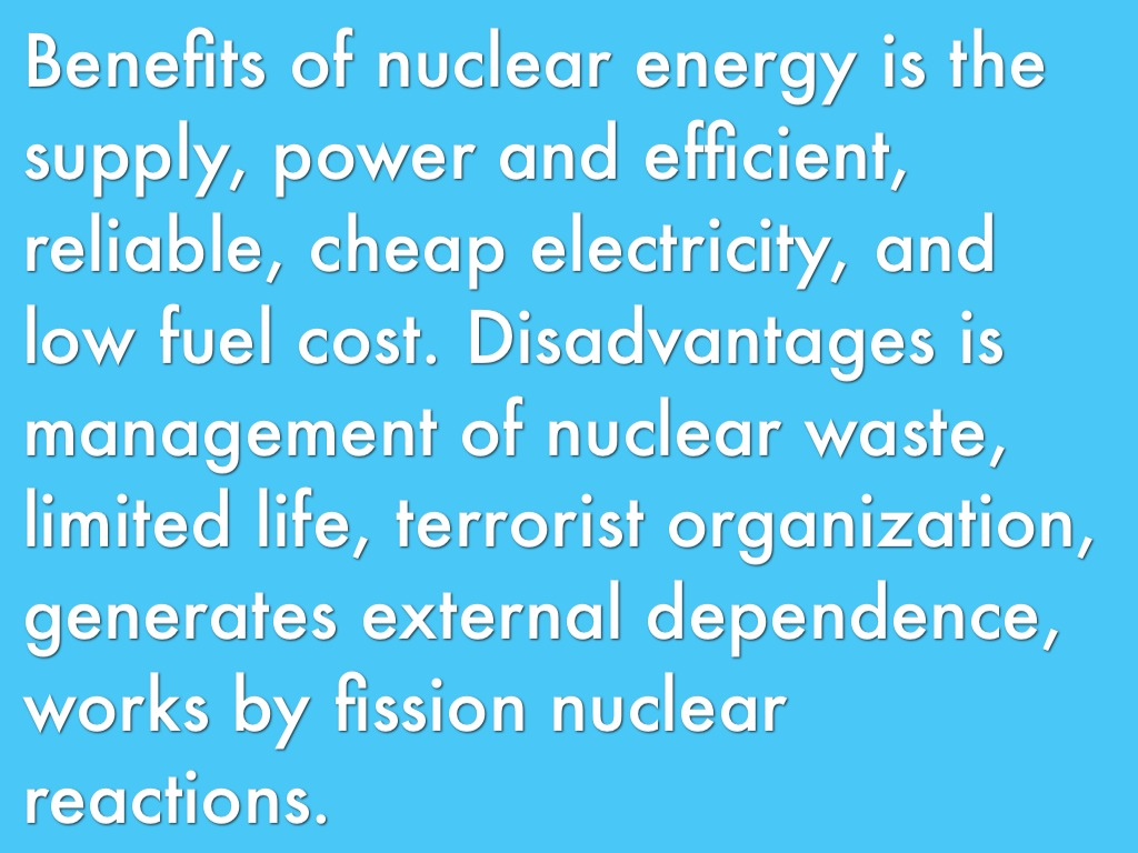 the disadvantages of nuclear waste management What to do with nuclear waste fifty years of experience has proved the pursuit of 'the best' in the long term management of radioactive waste to be an illusory.