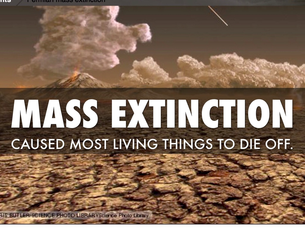 humans causing the sixth mass extinction Earth's sixth mass extinction has begun, researchers said in a series of new studies published this week, in which they pointed to the disappearance of different plant and animals species as evidence according to the associated press, a major percentage of the earth's population has been nearly.
