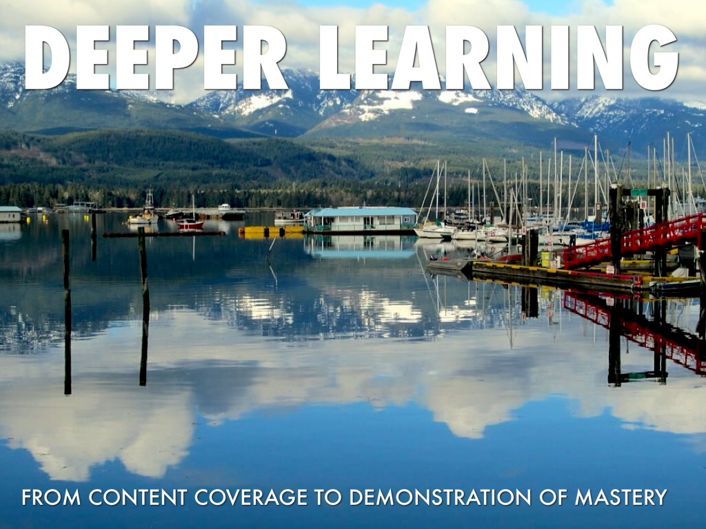 Deeper Learning Consultants By Jesse Bean
