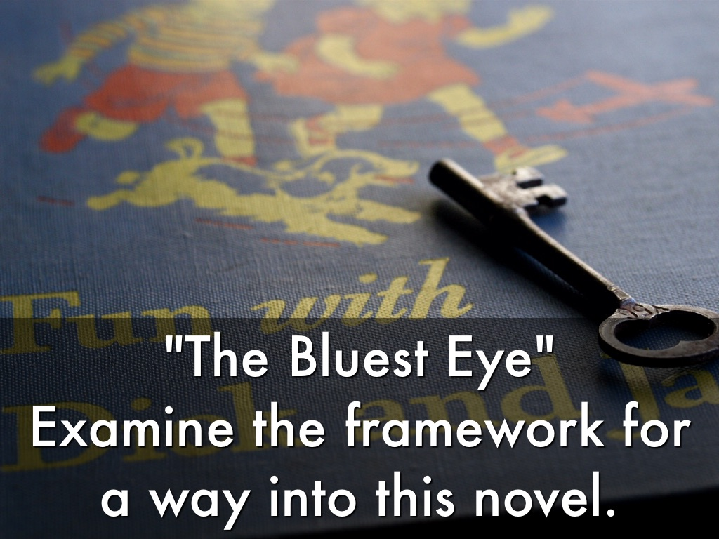 """bluest eye symbolism In the novel """"the bluest eye,"""" by toni morrison, the author makes heavy use of symbolism and parallel scenes to help illustrate the motivations of and influences on her characters the marigolds that fail to thrive, as pecola does, are just one example of morrison's use of symbolism."""