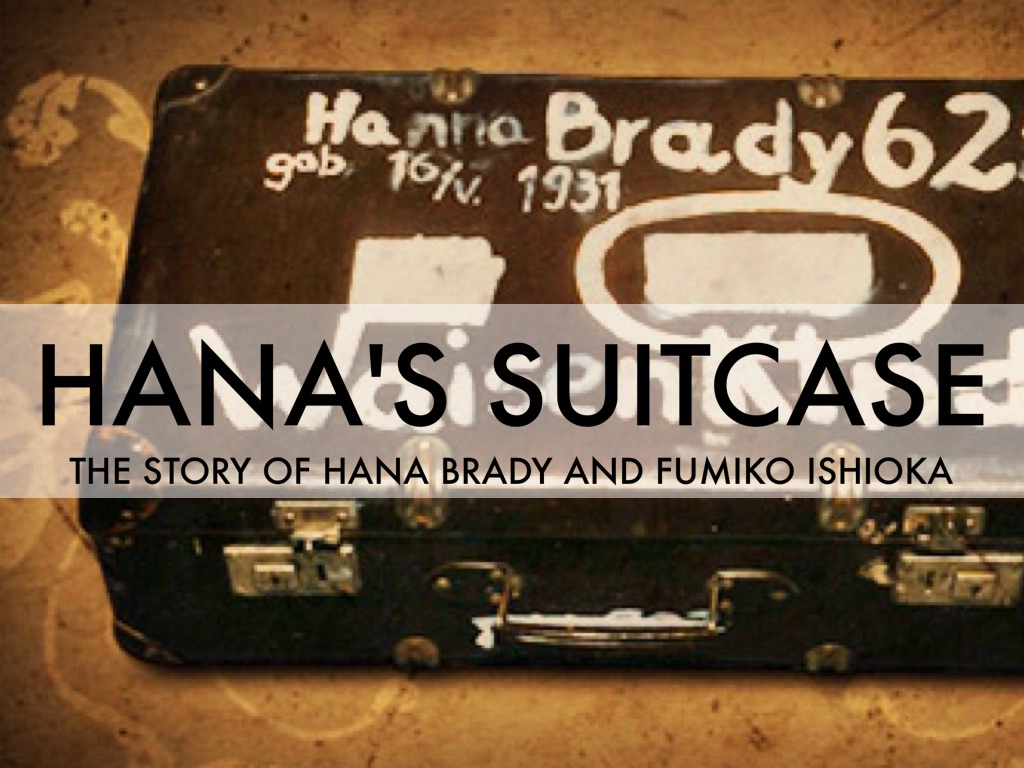 hana s suitcase Find great deals on ebay for hana s suitcase shop with confidence.