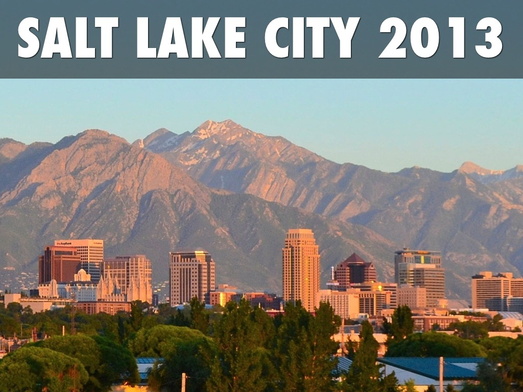 Salt Lake City 2013