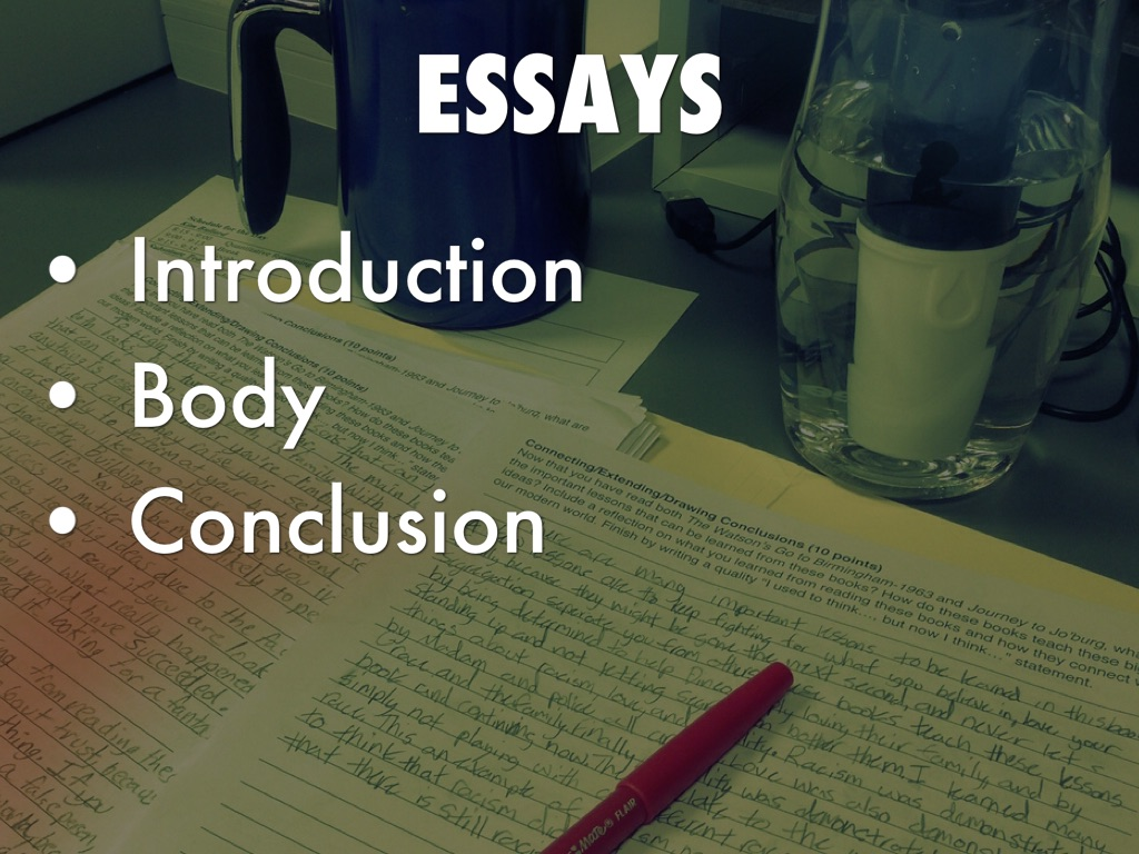 sample of essay with introduction body and conclusion