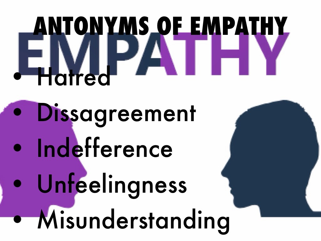Empathy by alexandrawhite antonyms of empathy biocorpaavc