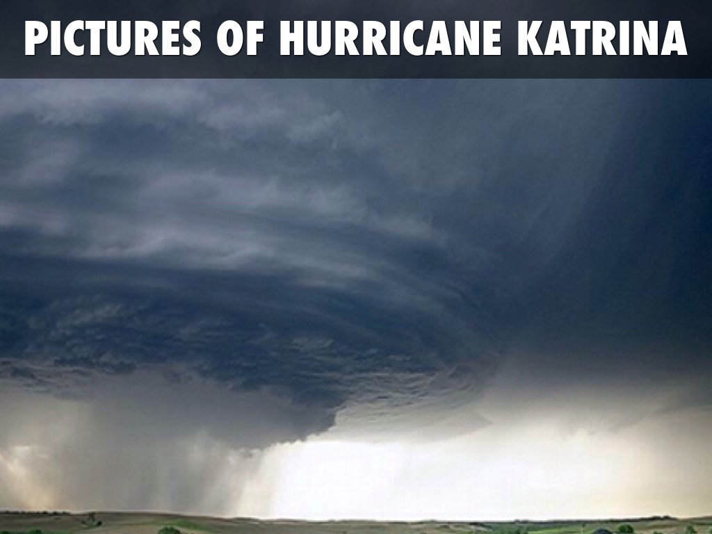 conclusions about hurricane katrina Conclusions hurricane katrina provided the first major test of nims homeland security affairs is an academic journal available free of charge to individuals and.