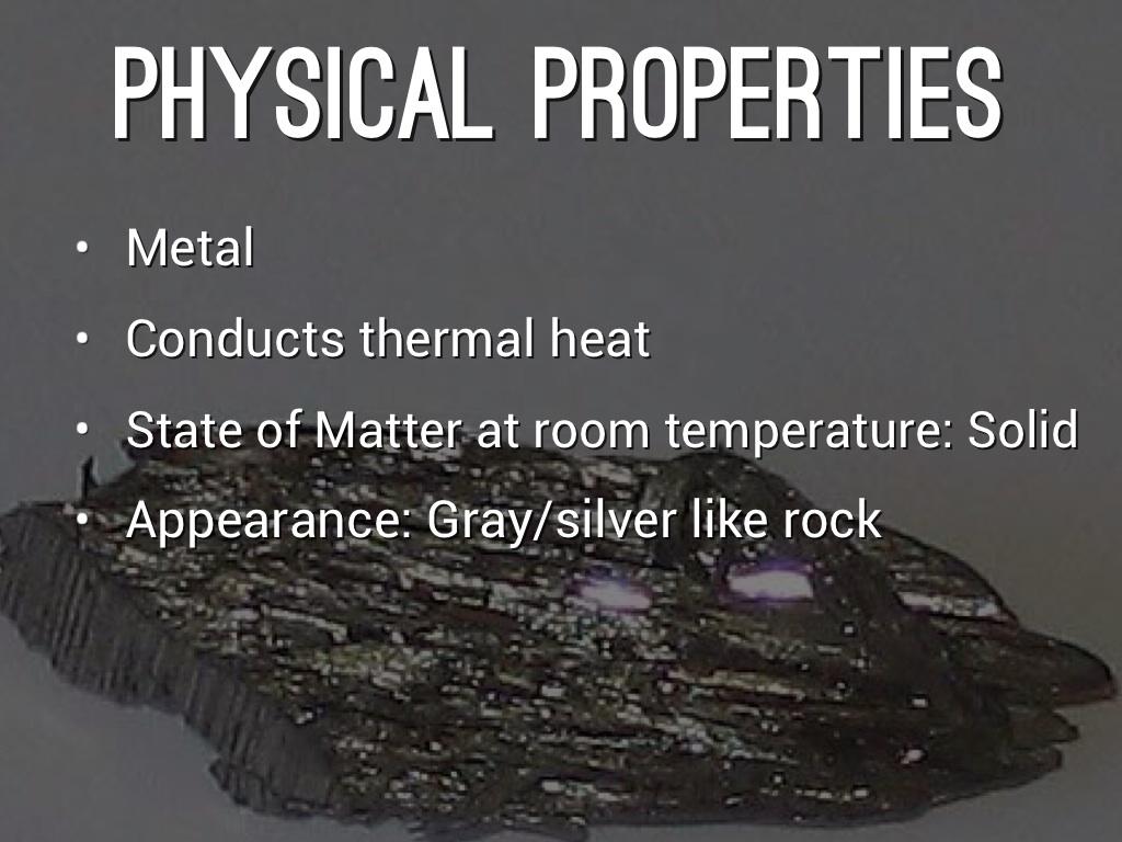 Thorium State At Room Temperature