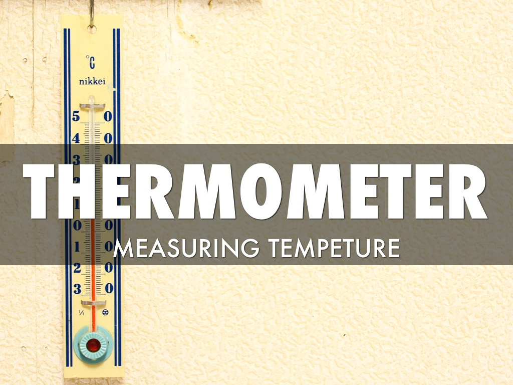 tools used for measuring temperature With a water sample by using a hydrometer to measure the density of the water (water with more salt is more dense and will float the hydrometer higher in the cylinder) which can then be used along with the temperature in a standard tsd graph (temperature, salinity, density) to find the salinity since these three variables have a known relationship.