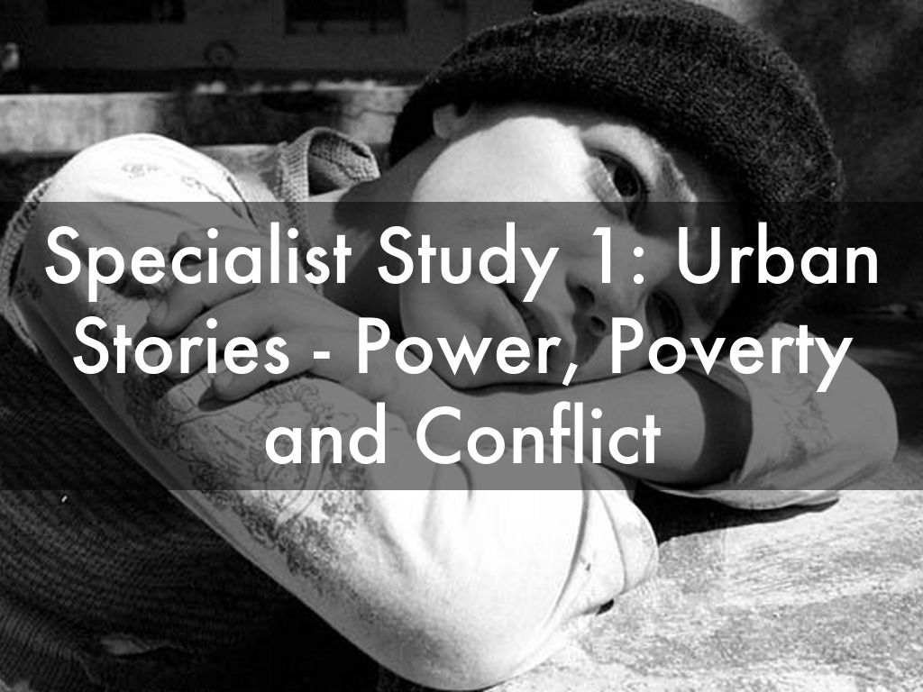 urban stories power poverty and