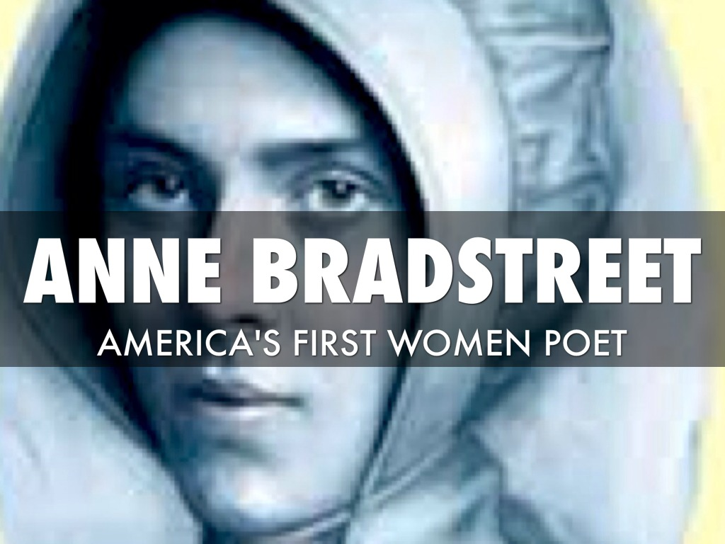 anne bradstreet by lauren santos
